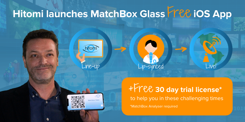 Hitomi launches MatchBox Glass free iOS app